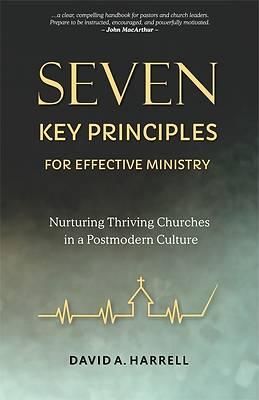 Picture of Seven Key Principles for Effective Ministry