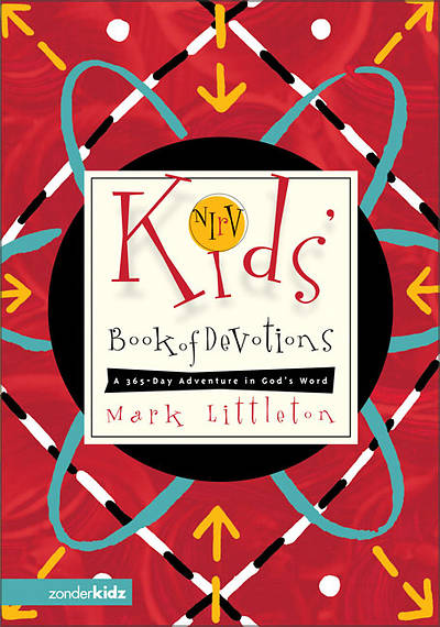 NIRV Kids Book of Devotions