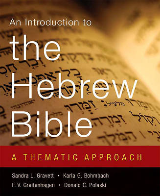 Picture of An Introduction to The Hebrew Bible