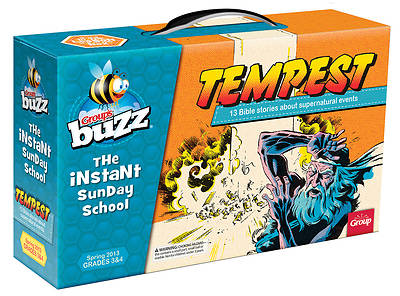 Groups Buzz Tempest Grades 3 & 4 Kit: Spring 2013