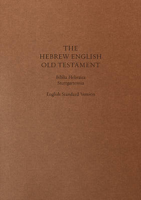 Hebrew-English Old Testament