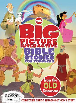 Picture of The Big Picture Interactive Bible Stories for Toddlers Old Testament