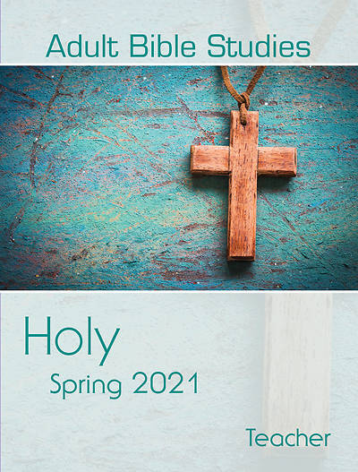 Picture of Adult Bible Studies Spring 2021 Teacher - PDF Download