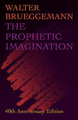Picture of The Prophetic Imagination