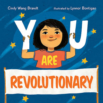 Picture of You Are Revolutionary