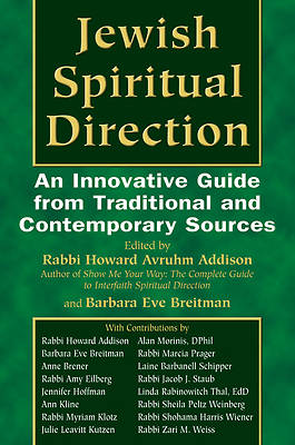 Picture of Jewish Spiritual Direction