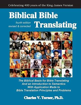 Picture of Biblical Bible Translating, 4th Edition