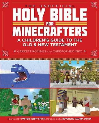 Picture of The Unofficial Holy Bible for Minecrafters
