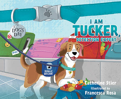 Picture of I Am Tucker, Detection Expert, Volume 5