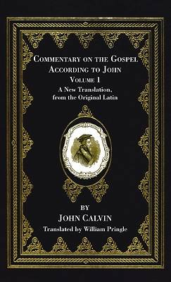 Picture of Commentary on the Gospel According to John, Volume 1
