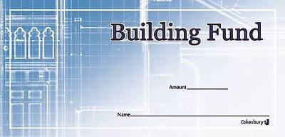 Building Fund Offering Envelope (Package of 100)