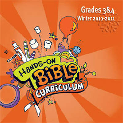 Picture of Group's Hands-On-Bible Curriculum Grades 3-4 Additional CD