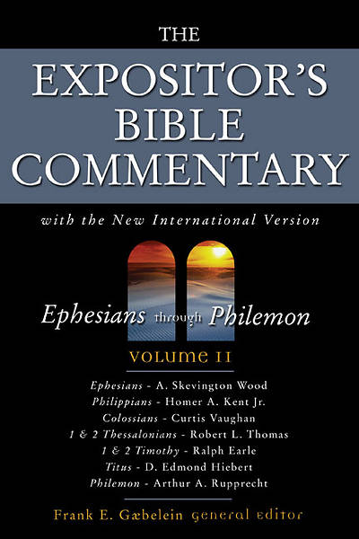 Ephesians Through Philemon