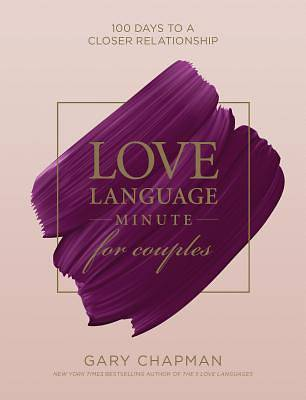 Picture of Love Language Minute for Couples
