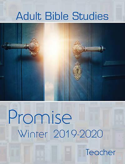 Picture of Adult Bible Studies Winter 2019-2020 Teacher - PDF Download