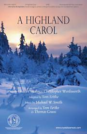 A Highland Carol Orchestration CD-ROM
