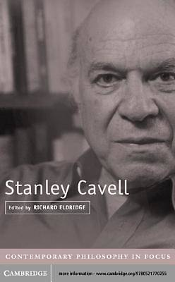 Stanley Cavell [Adobe Ebook]