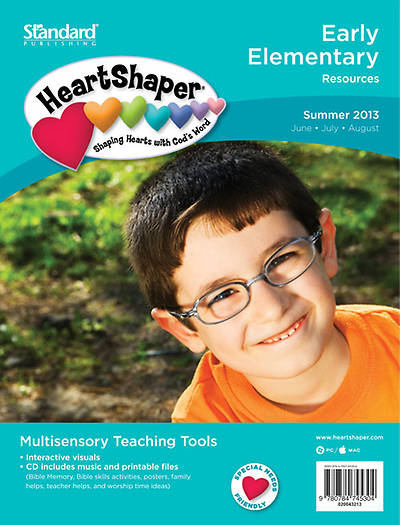 Standards HeartShaper Early Elementary Resources Summer 2013