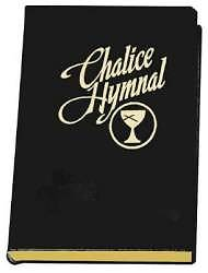 Picture of Chalice Hymnal Gift Black Leather Edition