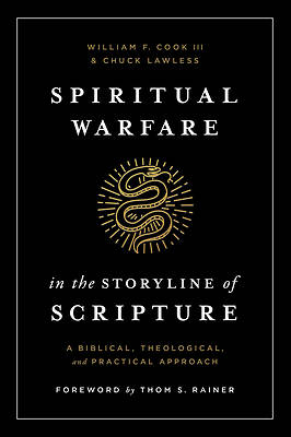 Picture of Spiritual Warfare in the Storyline of Scripture