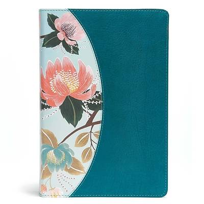 Picture of The CSB Study Bible for Women, Teal/Sage Leathertouch, Indexed