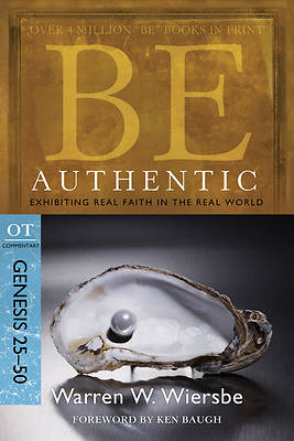 Picture of Be Authentic (Genesis 25-50)