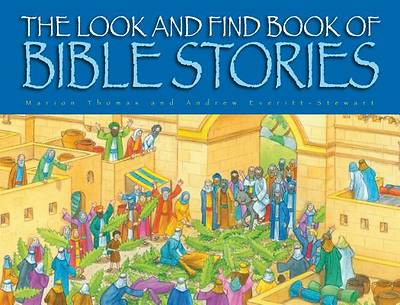 Picture of The Look and Find Book of Bible Stories