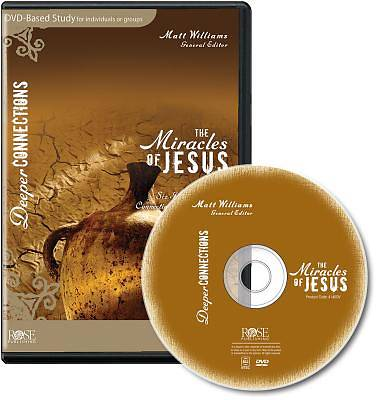 The Miracles of Jesus DVD Study