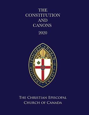 Picture of The Constitution and Canons of the Christian Episcopal Church of Canada 2020