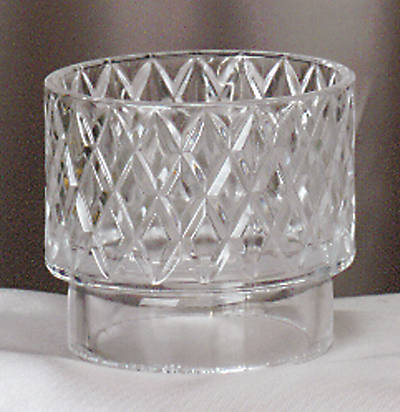 """Picture of Emkay Crystal Flame Guard - 3-1/4"""""""