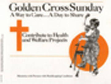 Golden Cross Poster