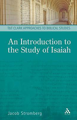 Introduction to the Study of Isaiah