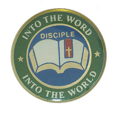 Disciple II Lapel Pin