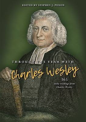 Picture of Through the Year with Charles Wesley