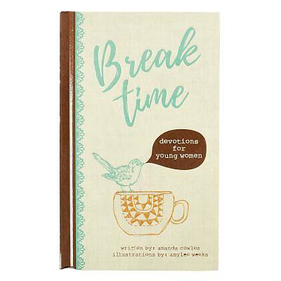 Picture of Breaktime Devotional Hardcover