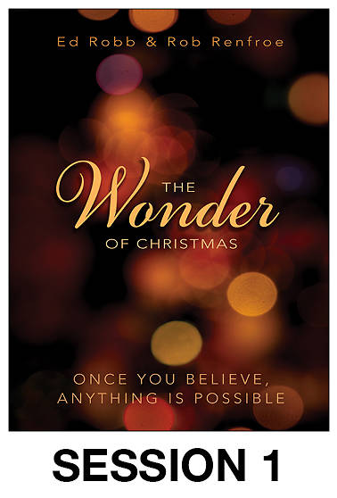 Picture of The Wonder of Christmas Streaming Video Session 1