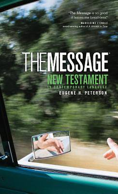 Picture of The Message New Testament Bible