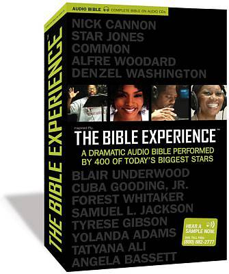 Picture of Inspired By...the Bible Experience-TNIV