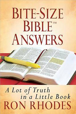 Bite-Size Bible® Answers [ePub Ebook]