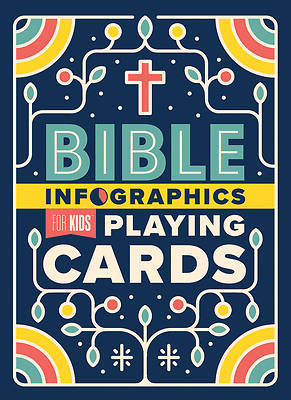 Picture of Bible Infographics for Kids Playing Cards