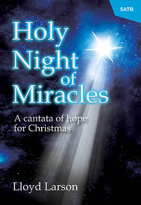 Holy Night of Miracles SATB Choral Book