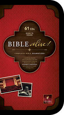 Picture of Bible Alive! New Living Translation CD