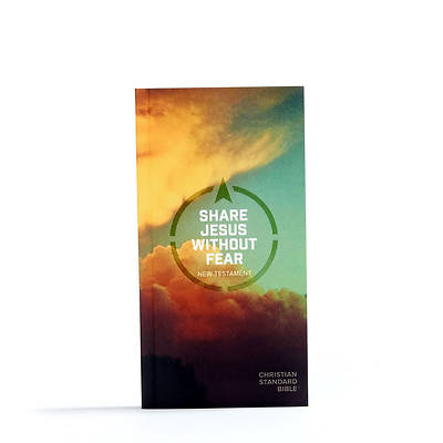 Picture of CSB Share Jesus Without Fear New Testament, Paperback