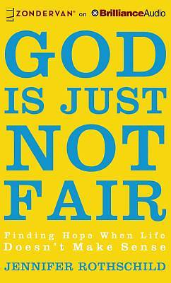 God Is Just Not Fair Audiobook - MP3 CD