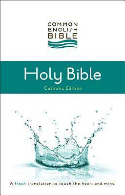 Picture of CEB Common English Bible Catholic Edition - eBook [ePub]