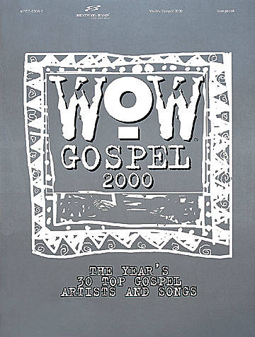 WoW Gospel 2000 CD