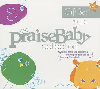 The Praise Baby Collection CD
