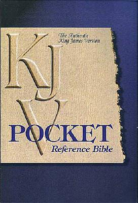 Pocket Reference King James Version Bible