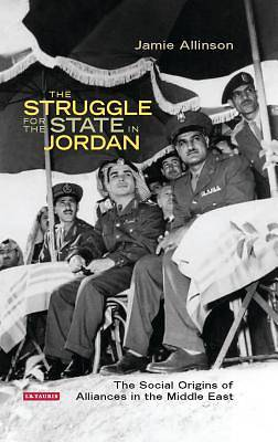 Picture of The Struggle for the State in Jordan