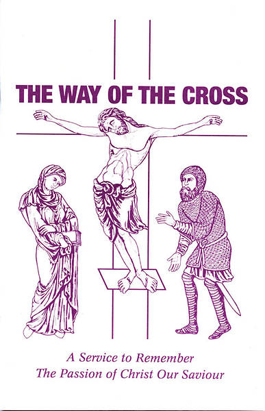 STATIONS/WAY/CROSS BOOKLET 142